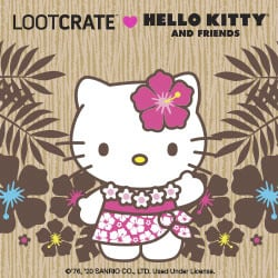 Say Hello Vacation With Loot Crate's New Sanrio Crate! 2