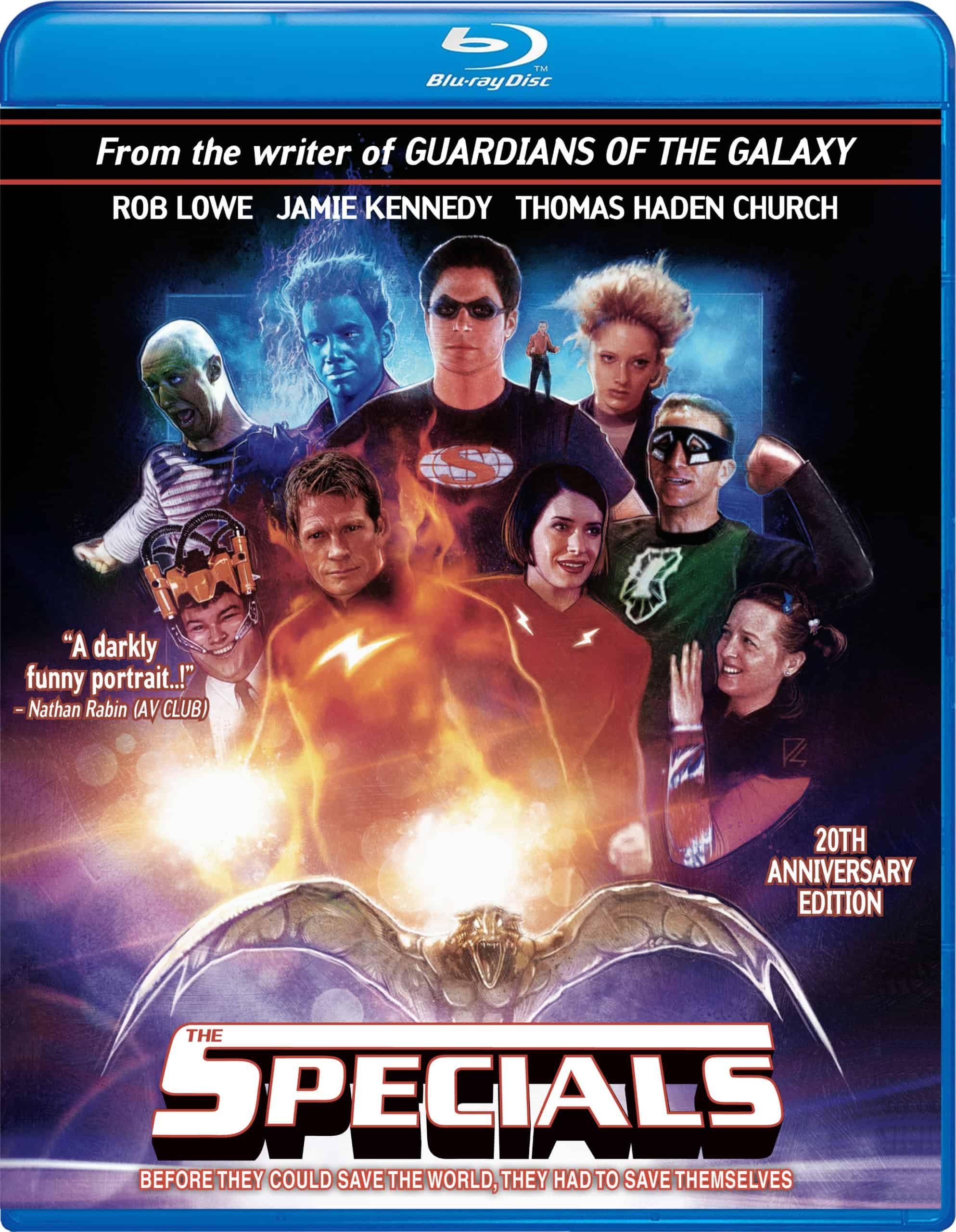 LOOK OUT! THE SPECIALS are coming to Blu-ray! First time on HD on Blu Ray! 2