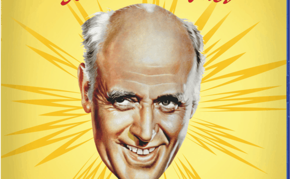 Alastair Sim's School for Laughters blu-ray