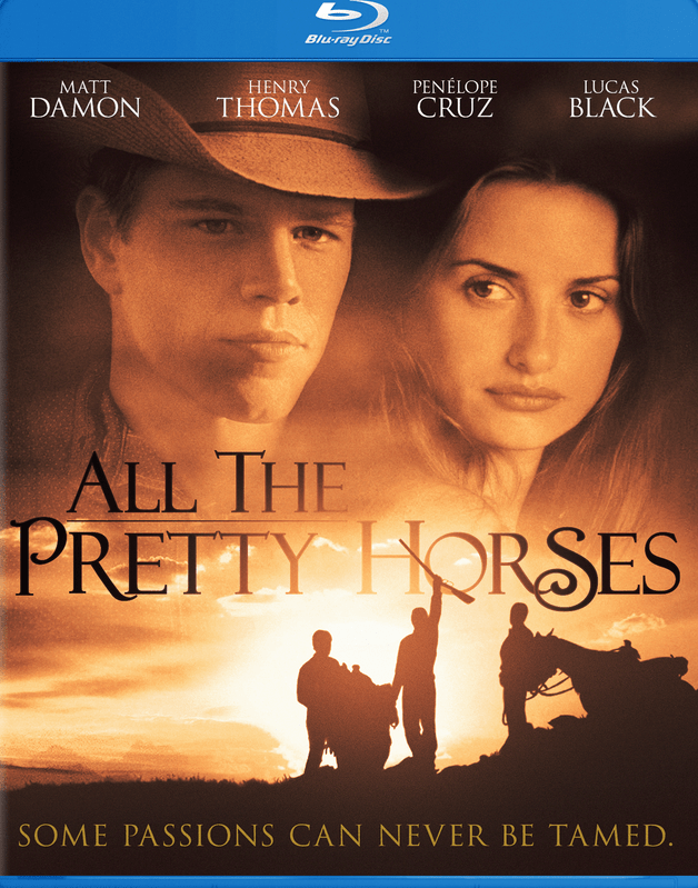 all the pretty horses blu-ray