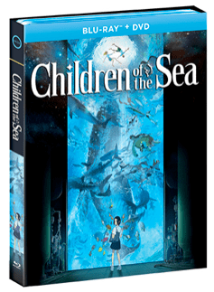 children of the sea blu ray