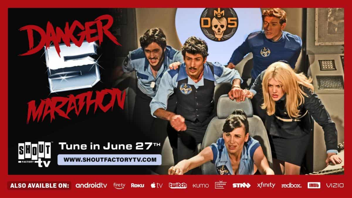 'The Perfect Danger 5' Marathon to Air on Shout! Factory TV June 27 2