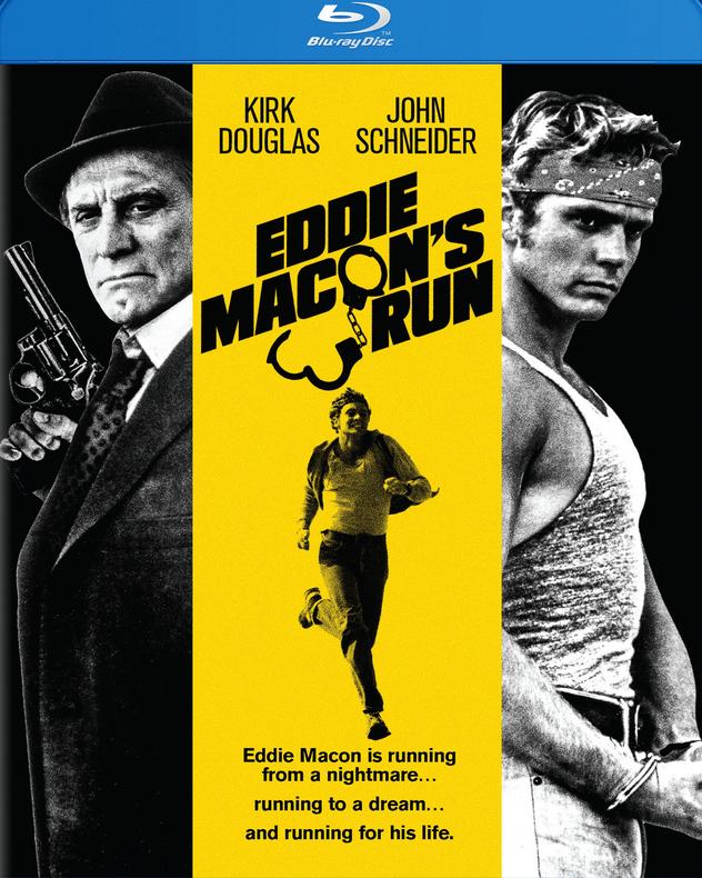 Eddie Macon's Run blu-ray