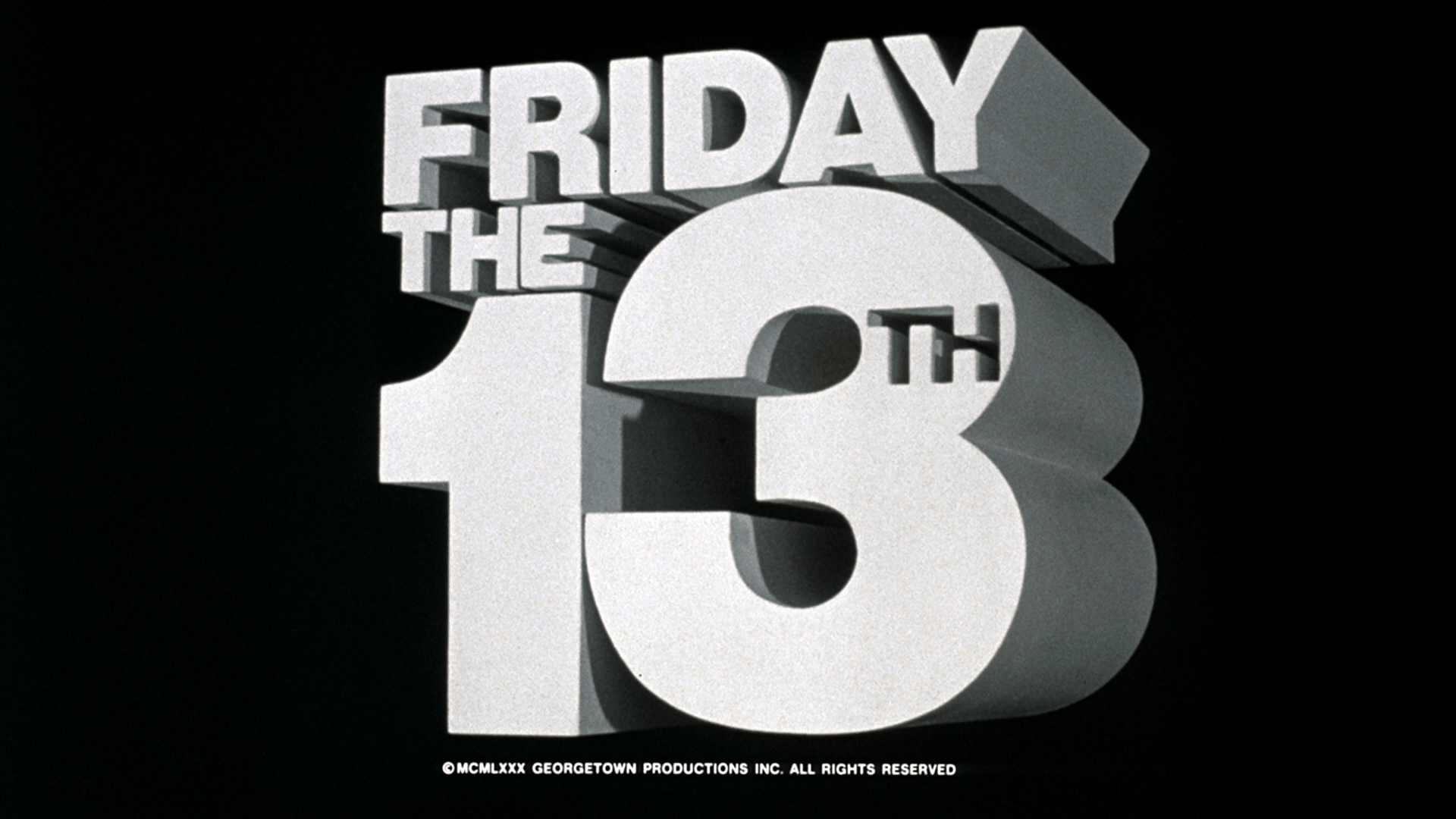 friday the 13th 40th anniversary title
