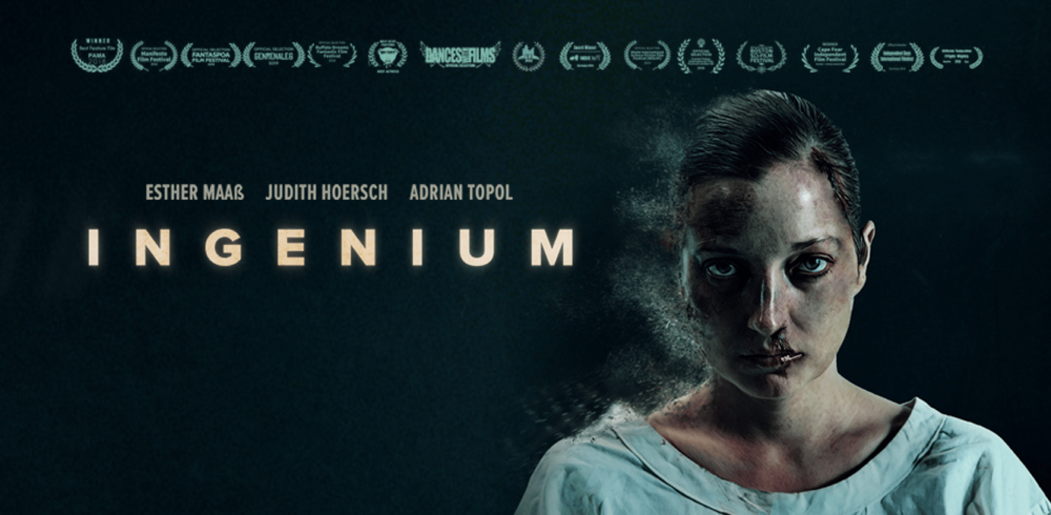 Level 33 Entertainment Presents INGENIUM from Award Winning Producer Eric Sonnenberg | VOD ON DEMAND 7/7/2020 2