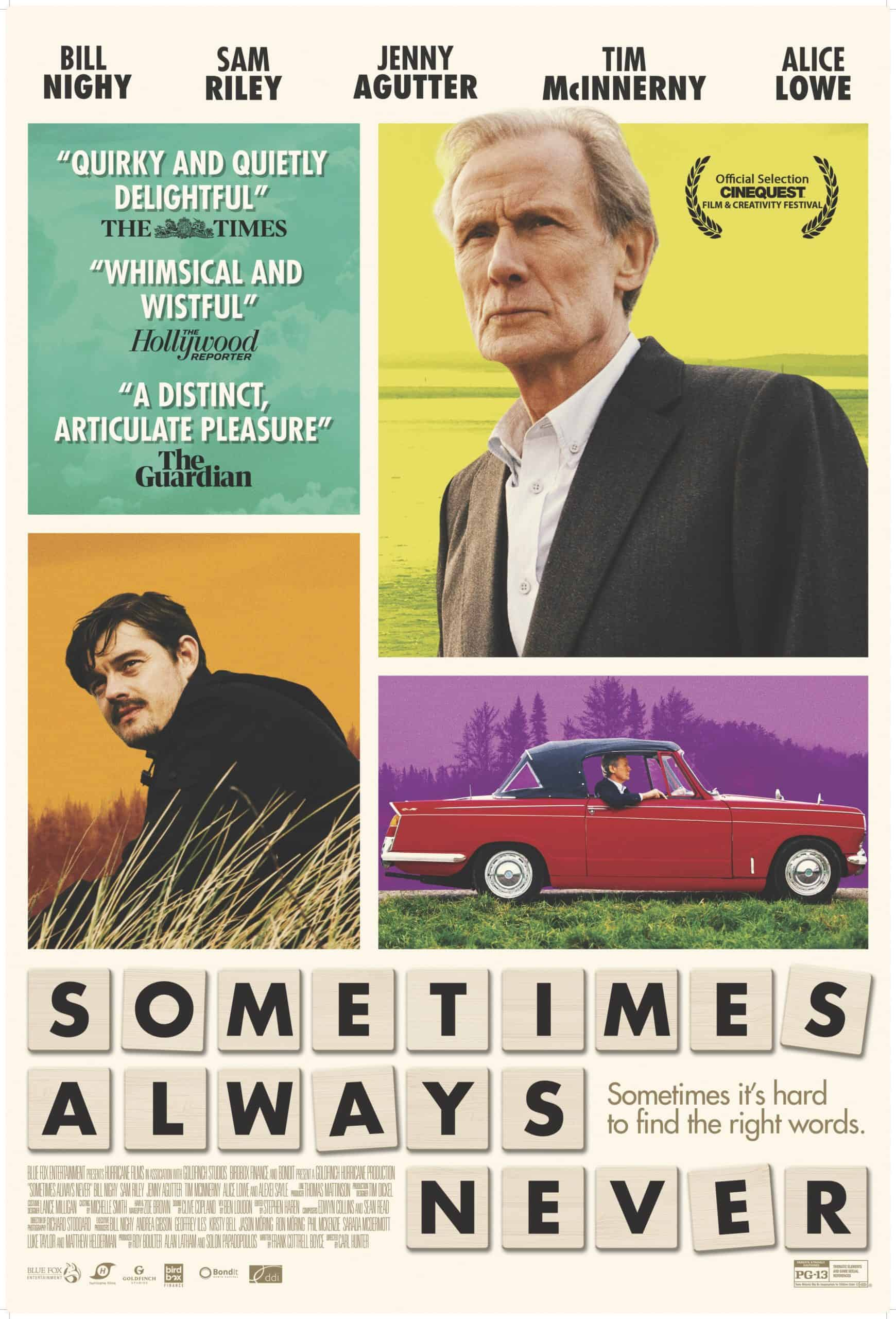 Sometimes Always Never [Film Review] 2