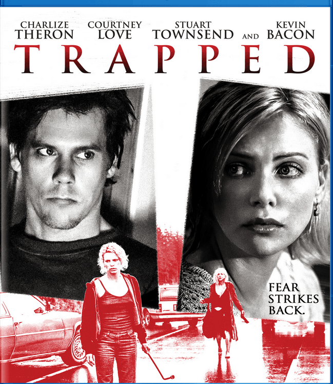 Trapped Blu-ray box Mill Creek