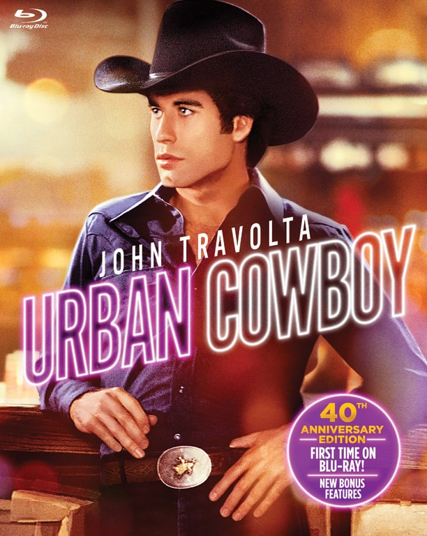 Urban Cowboy 40th Blu-ray