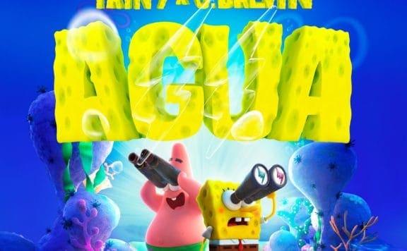 Spongebob Sponge on the Run Agua