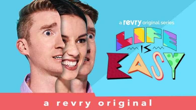Life is Easy Revry original