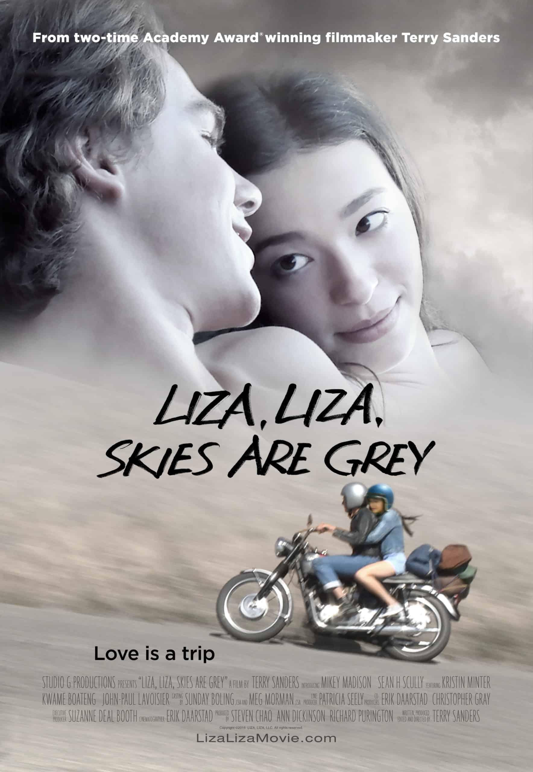 Liza Liza Skies Are Grey movie poster blu-ray streaming digital dvd