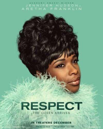 respect aretha franklin movie poster