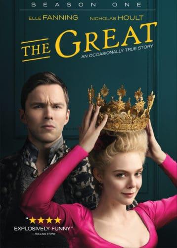 The Great DVD Blu-ray Hulu Paramount