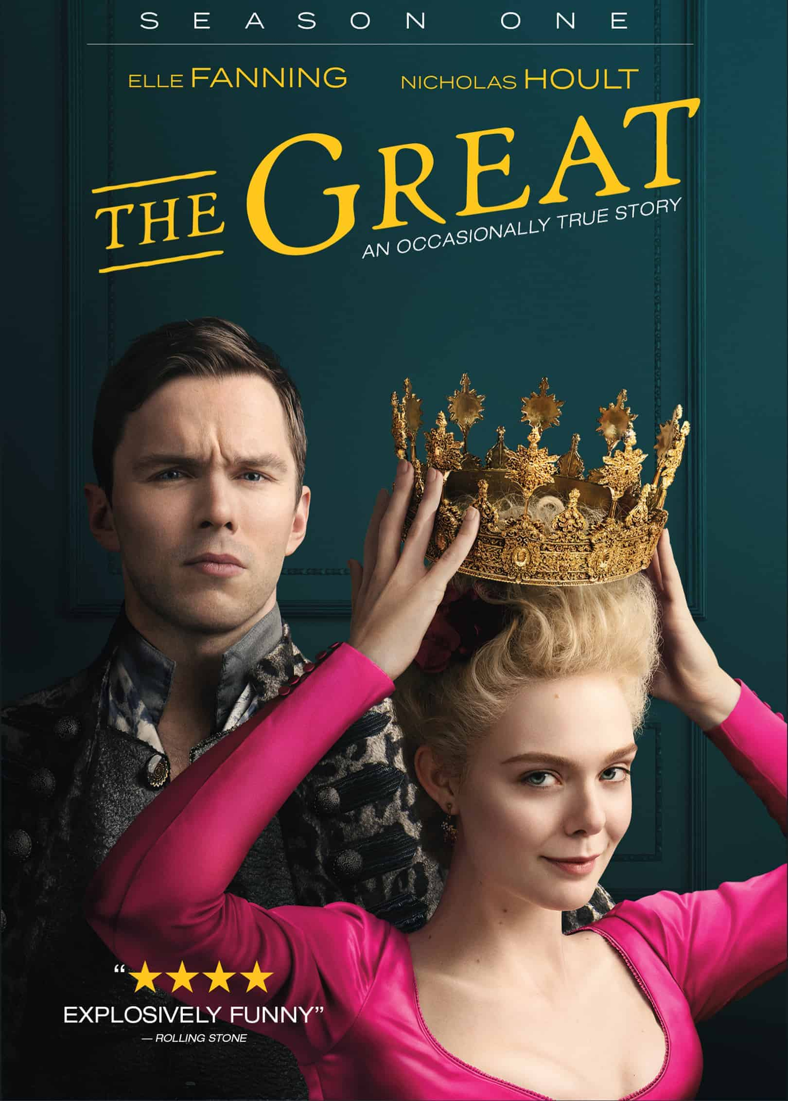 The Great DVD Blu-ray Hulu Paramount