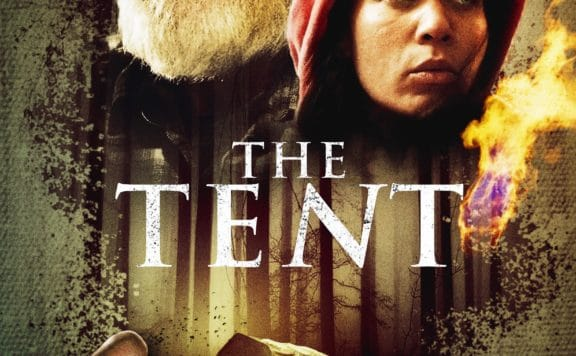 the tent poster