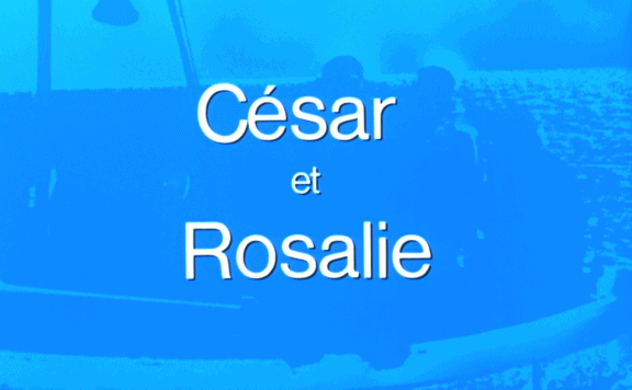 cesar and rosalie title