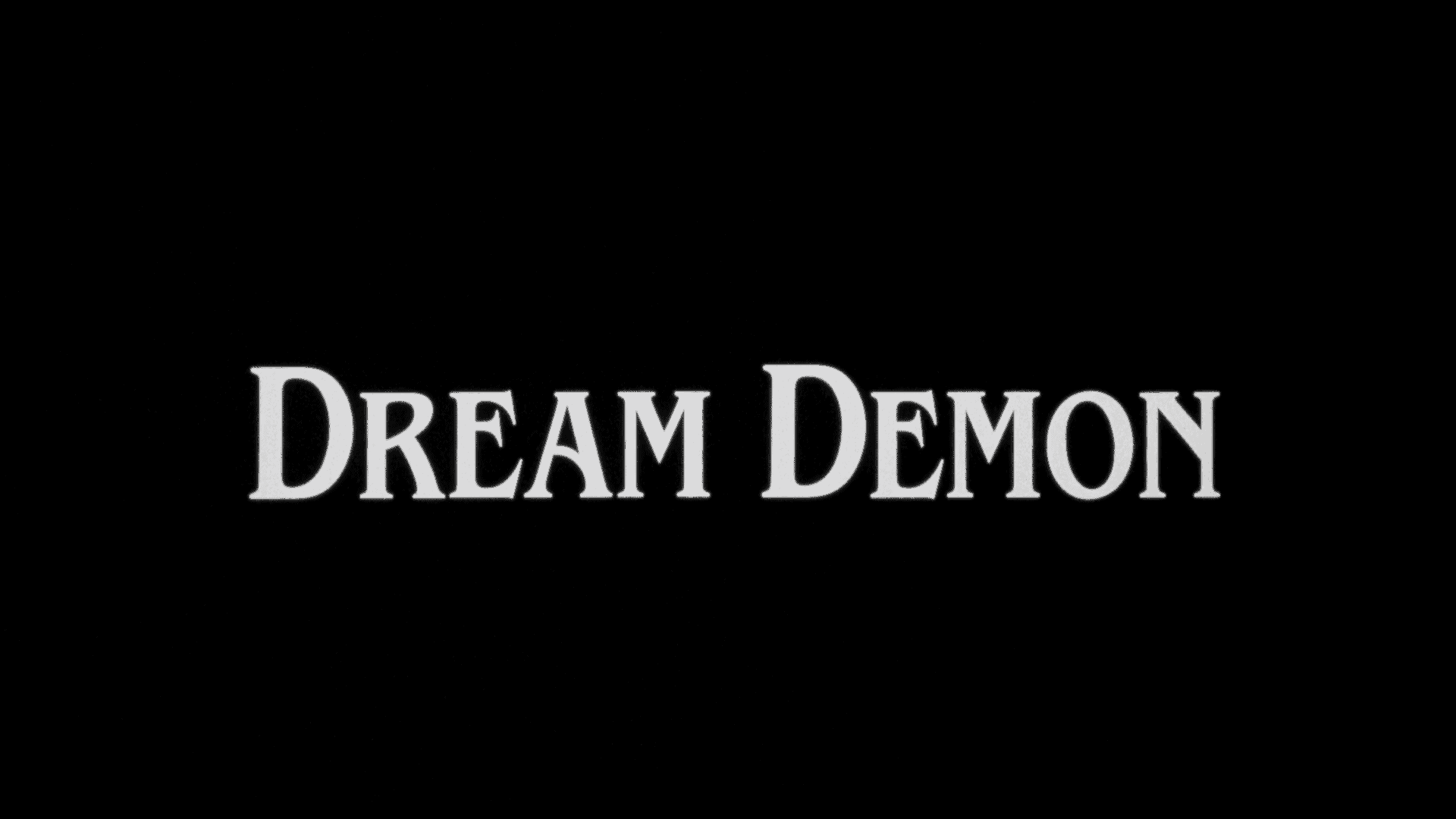 dream demon title