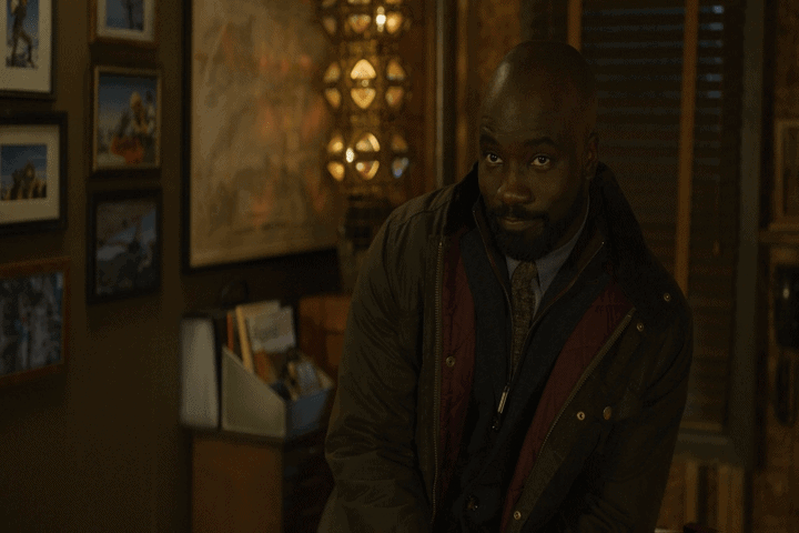 evil mike colter