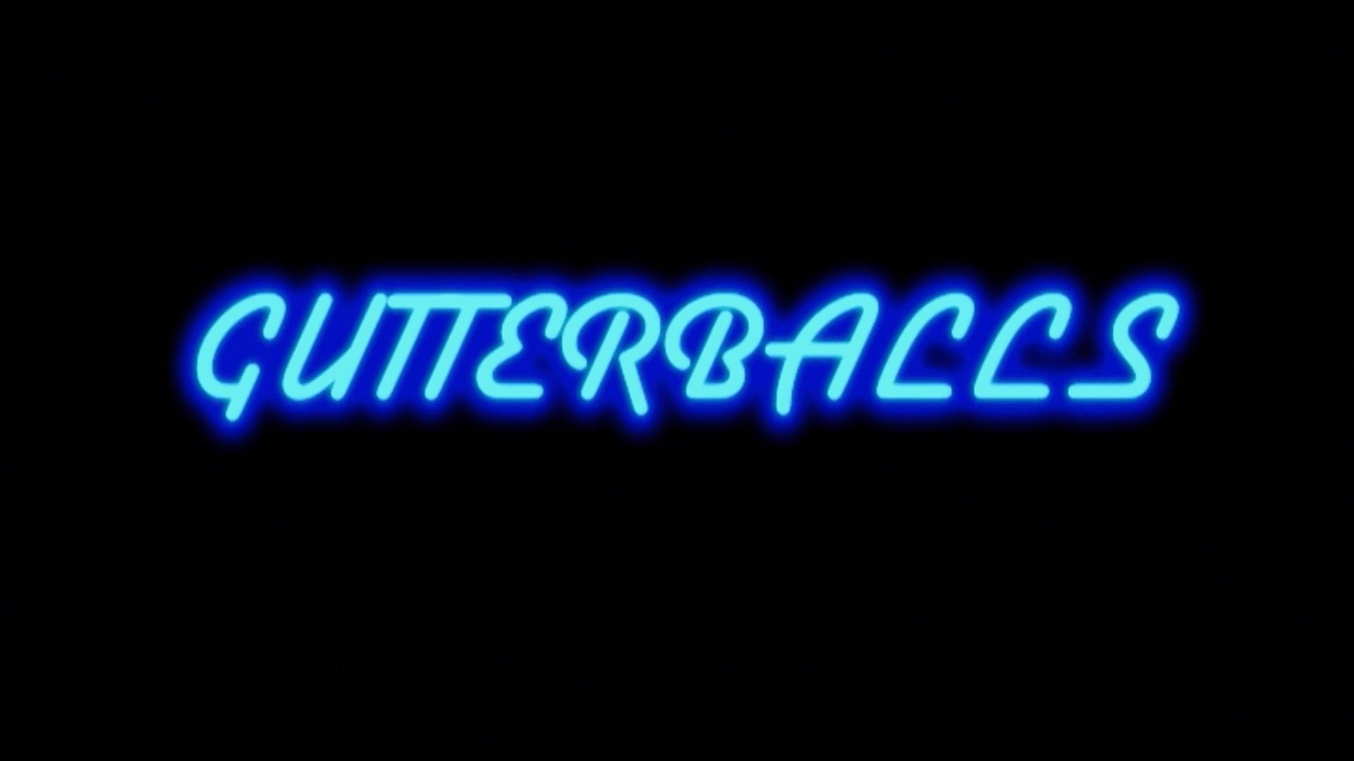 gutterballs title