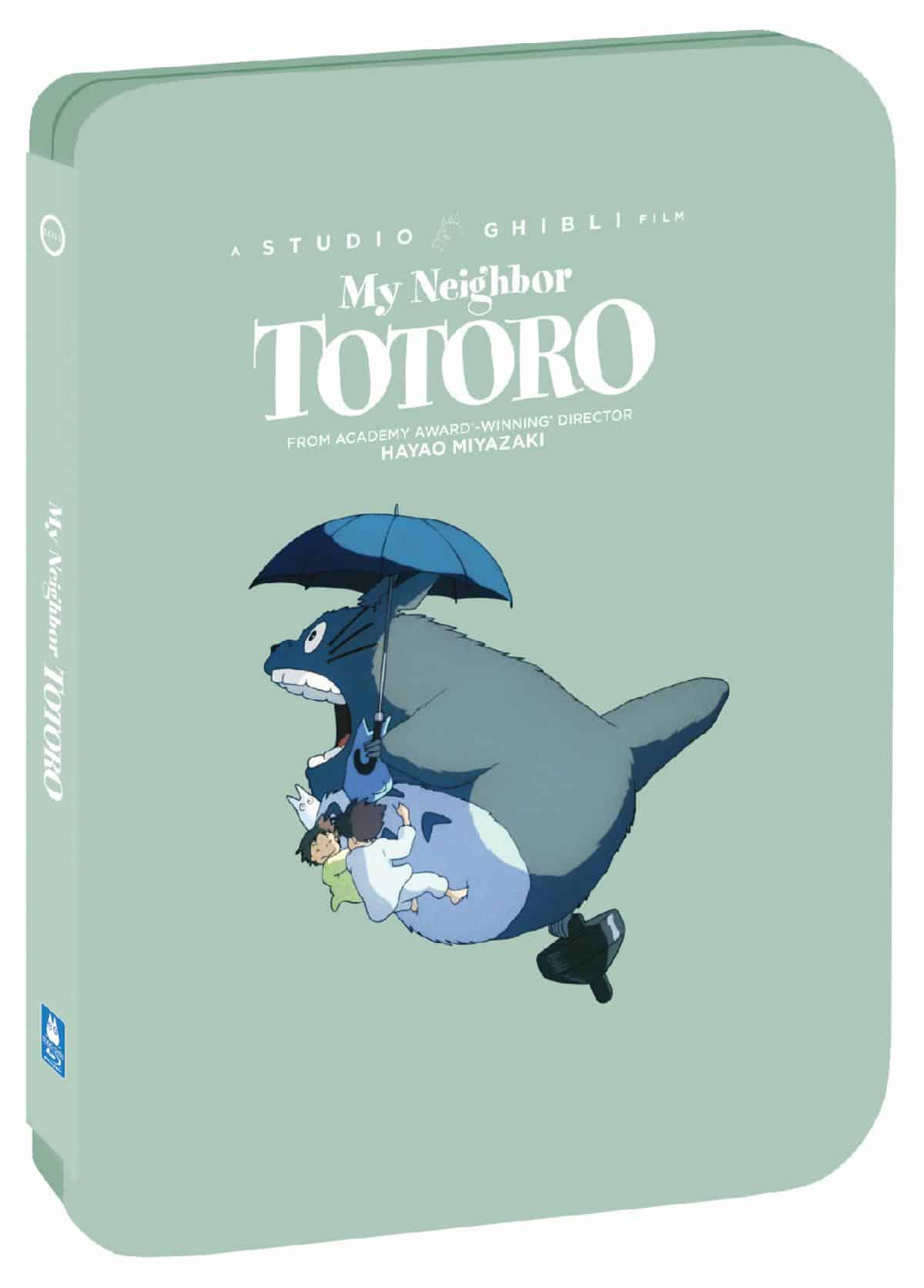 my neighbor totoro steelbook