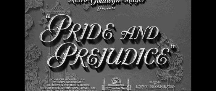pride and prejudice 1940 warner archive
