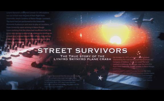 street survivors lynyrd skynyrd doc title