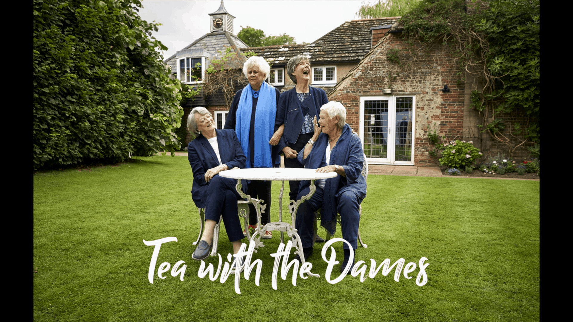 tea with the dames title
