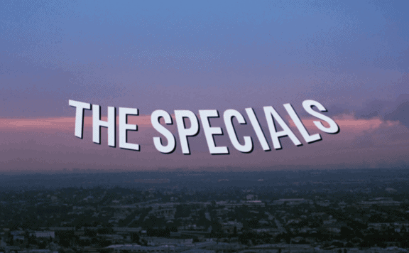the specials title