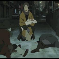 tokyo godfathers 7