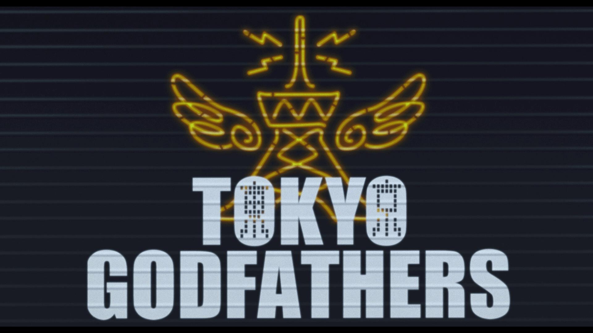 tokyo godfathers title