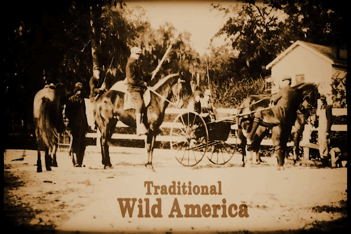 traditional wild america title