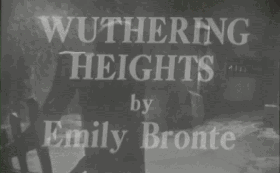 wuthering heights 1950s