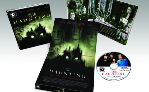 the haunting blu-ray