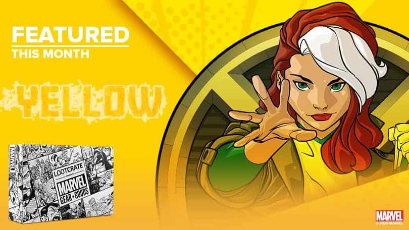 Marvel Yellow