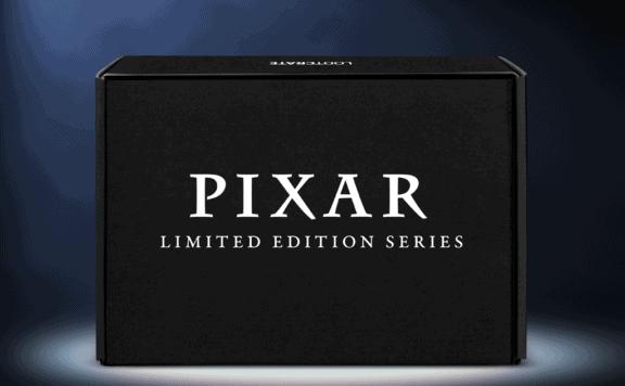 Pixar December 2020 crate