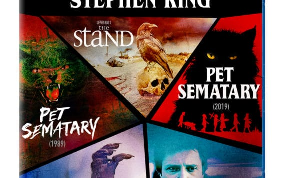 Stephen King 5 blu ray