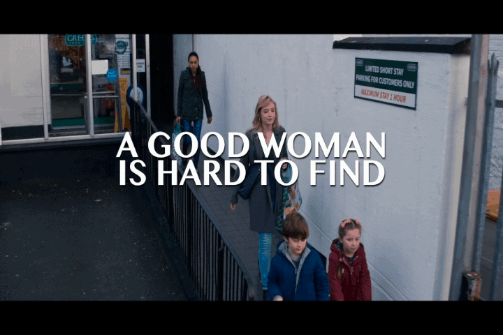 a good woman is hard to find title