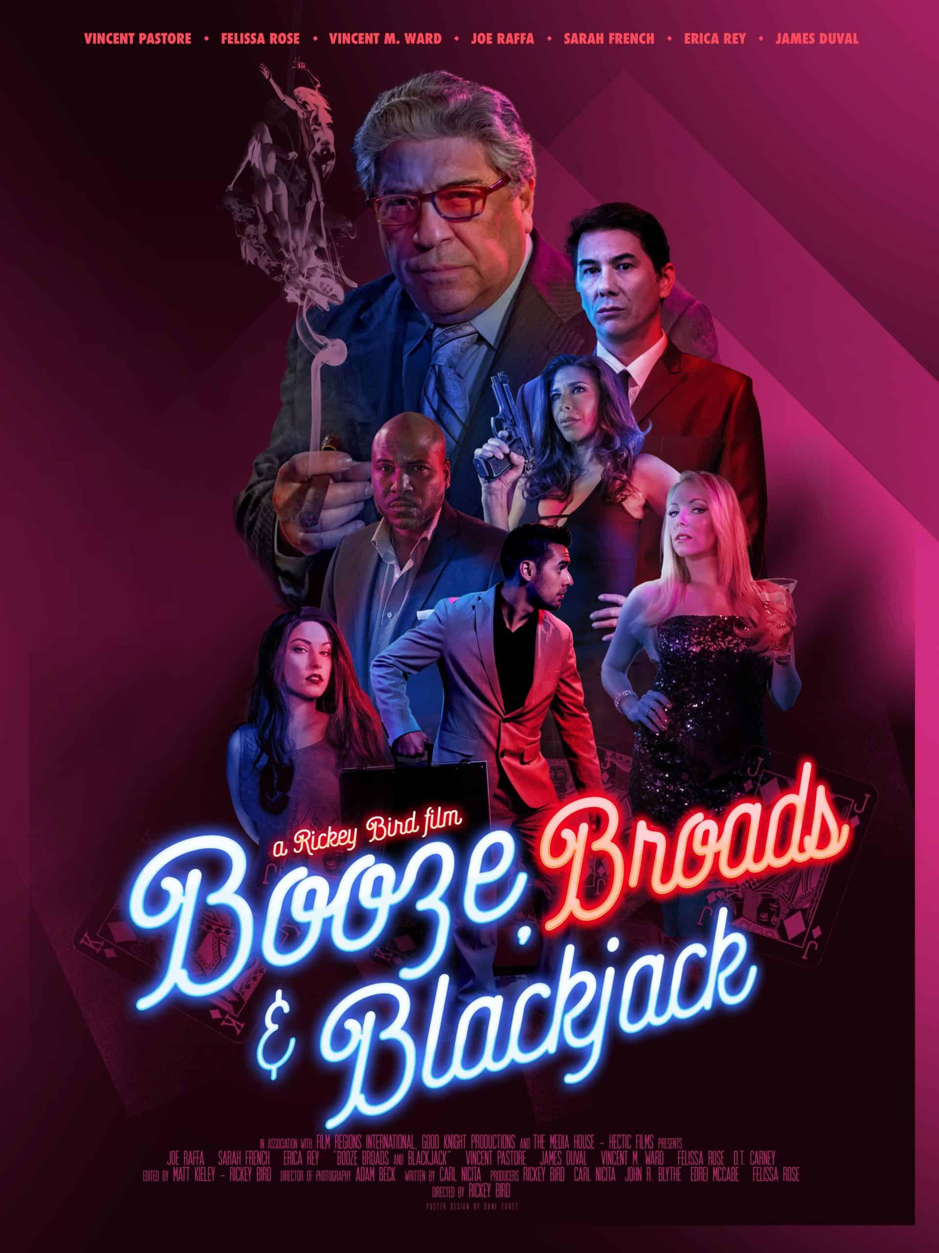 Booze Broads and Blackjack movie poster
