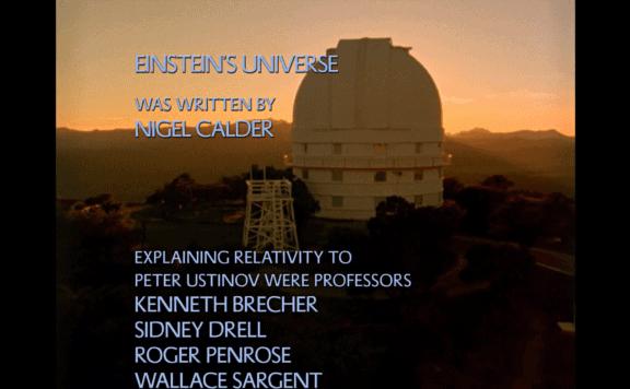 einsteins universe title