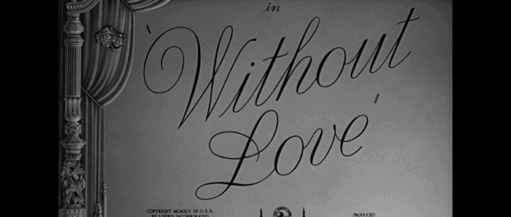 without love title