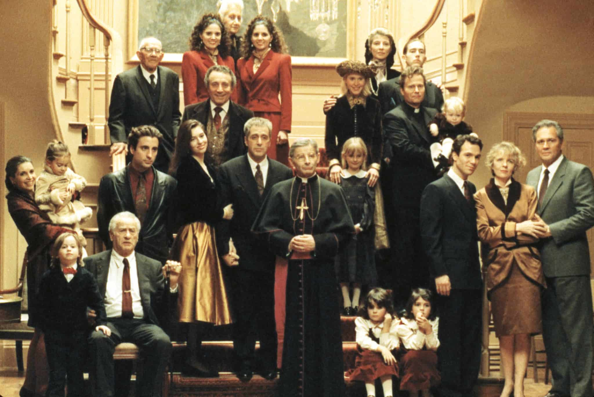 The Godfather Death of Michael Corleone Coda