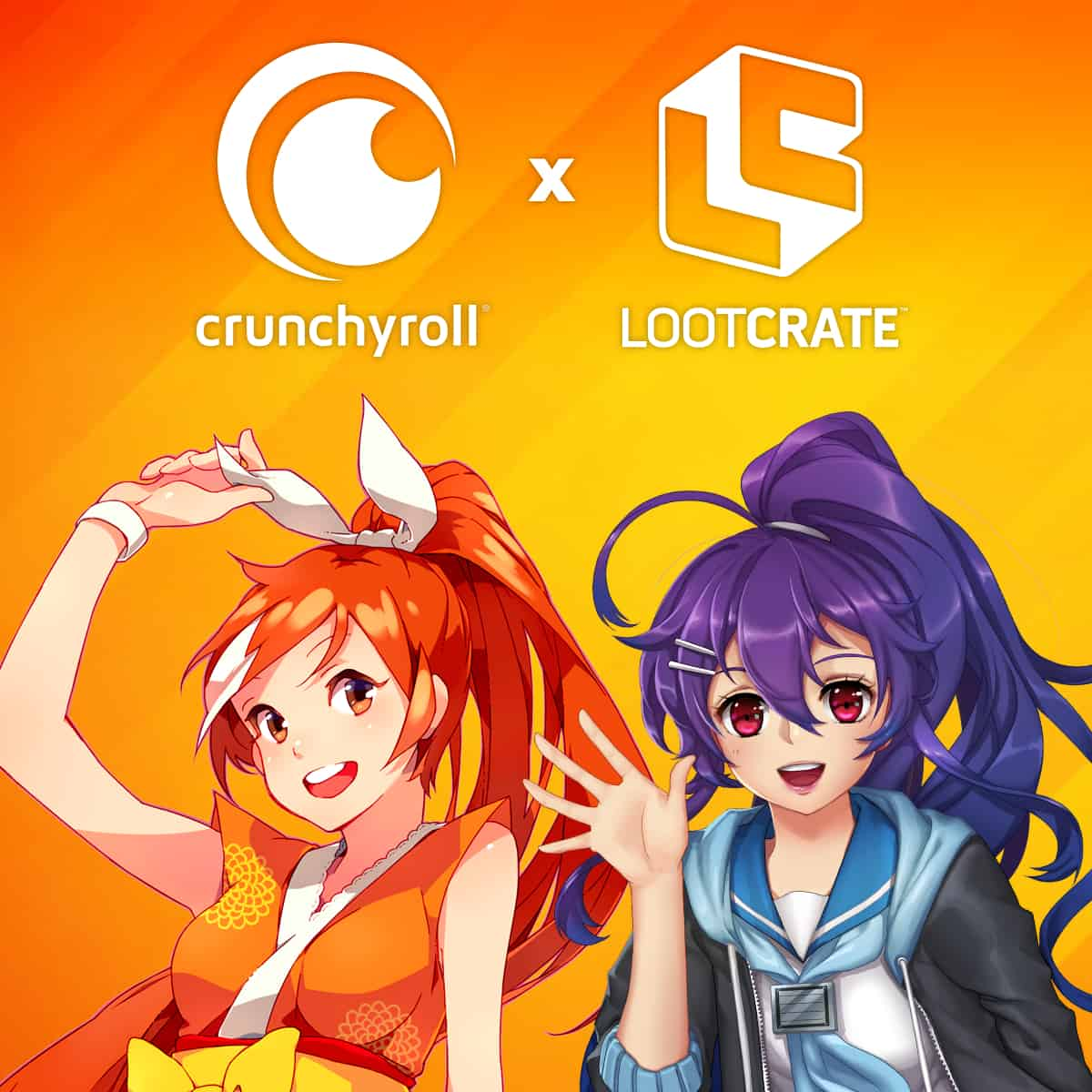 The New Crunchyroll Crate is Now Live on Loot Crate! 2