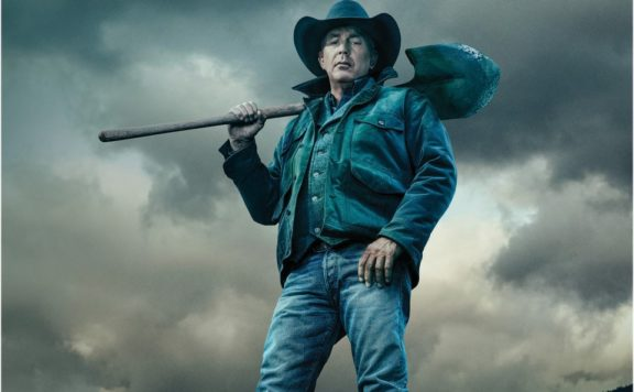 Yellowstone Season 3 Blu-ray