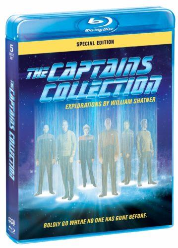 captains collection blu