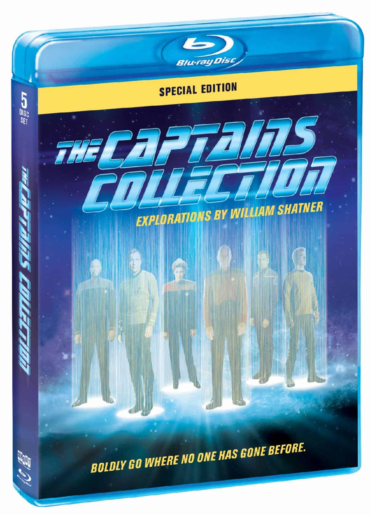 'The Captains Collection' Comes to Blu-ray October 20th from Shout! Factory 2