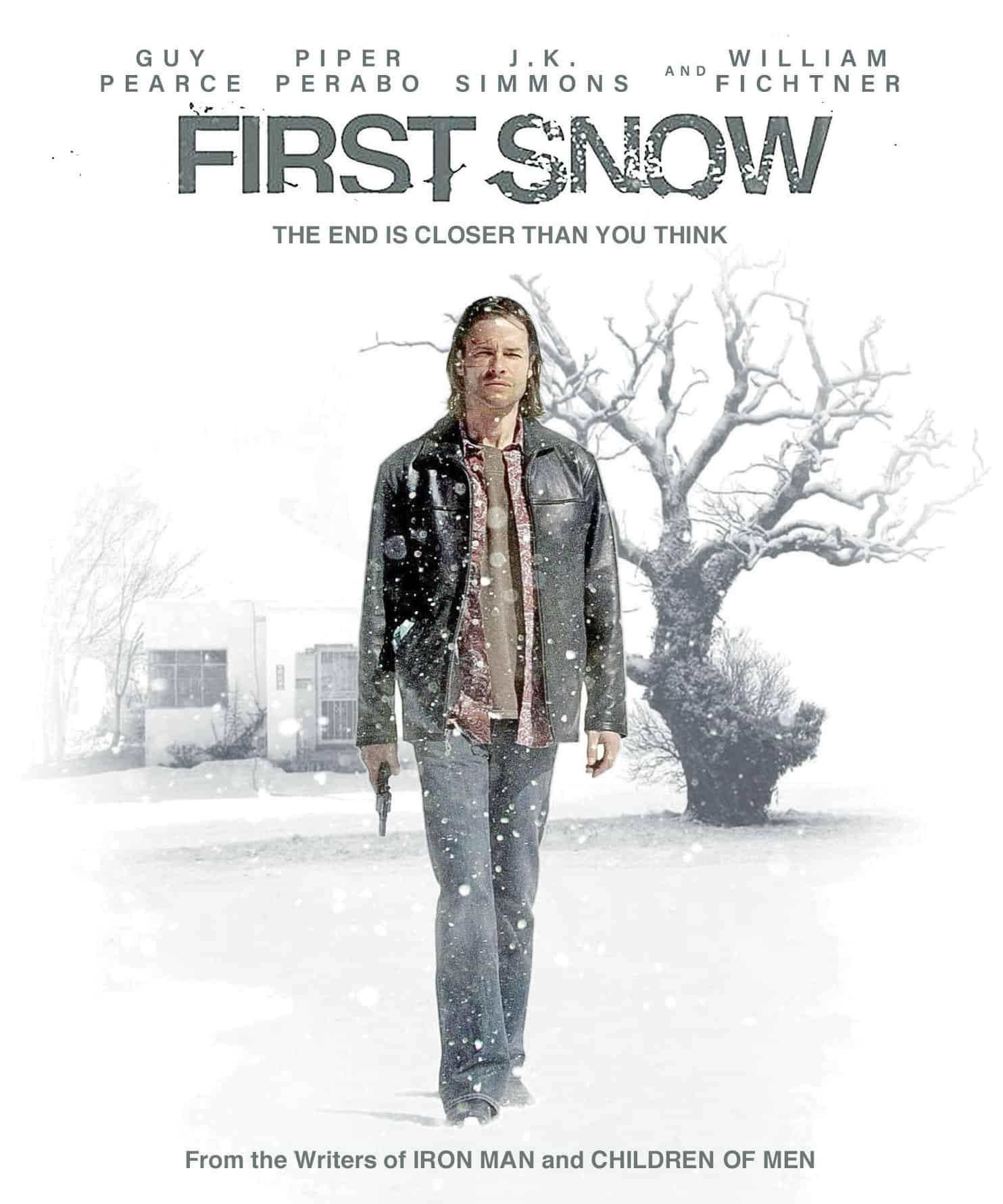 first snow blu ray mvd