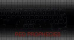red prophecies title
