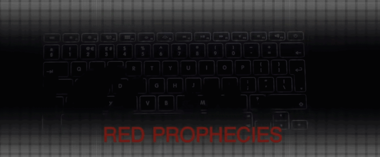 red prophecies title