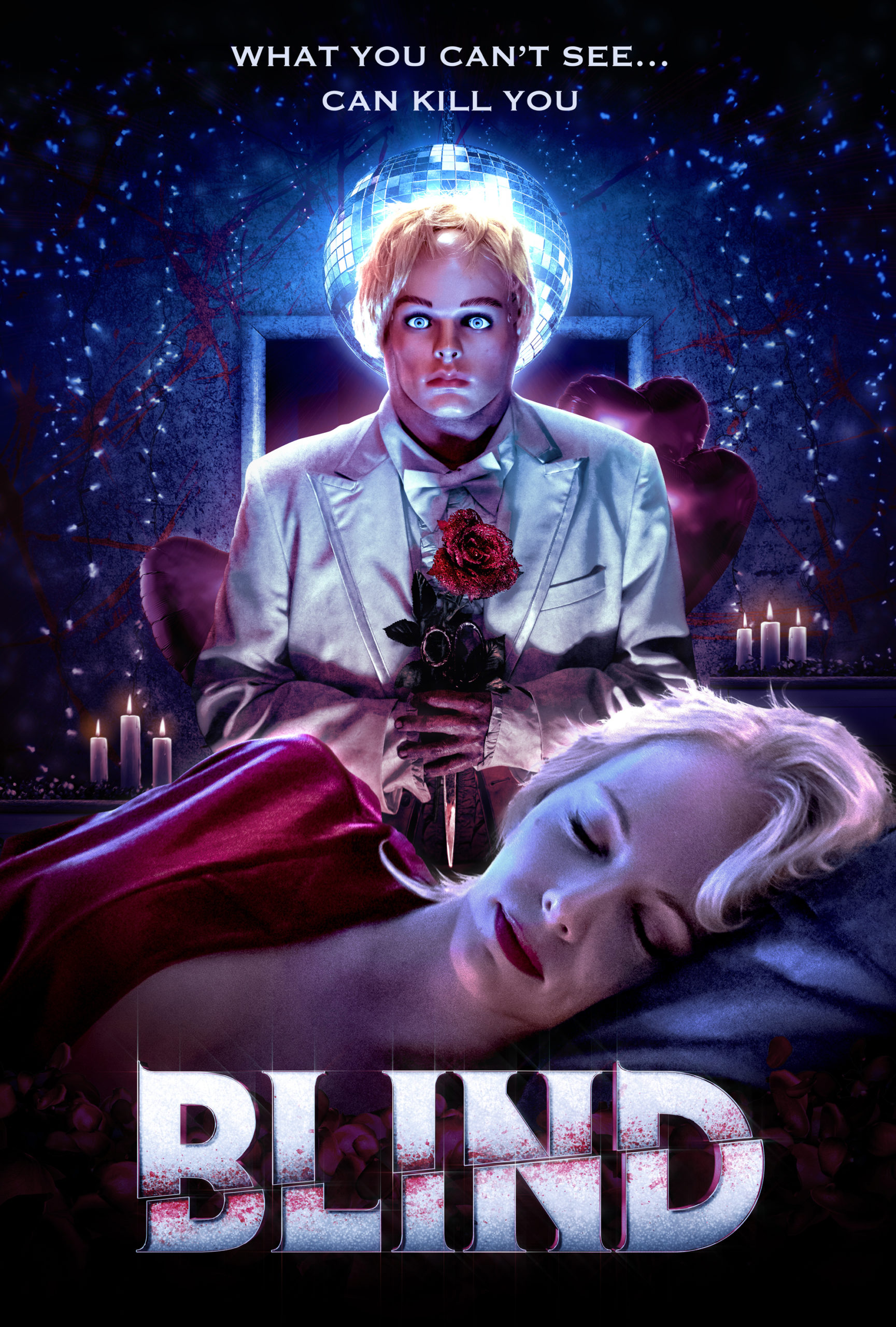 blind movie poster
