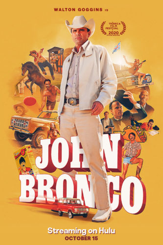John Bronco poster HULU